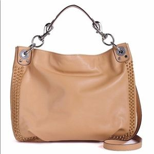 Rebecca Minkoff Studded Luscious Convertible Hobo